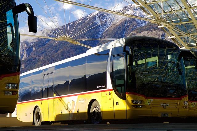 Διεκπεραίωση λεωφορείων